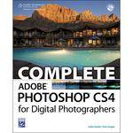 Cengage Course Tech. Book: Complete Photoshop CS4 for Digital Photographers by Tim Cooper