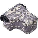 LensCoat BodyBag with Lens (Digital Camo)
