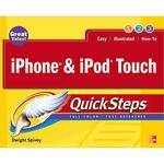 McGraw-Hill Book: iPhone & iPod touch QuickSteps by Dwight Spivey