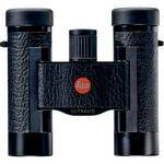 Leica 8x20 Ultravid Blackline Binocular (Black Leather)