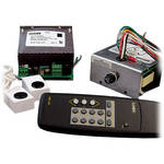 Draper Wireless Remote Control - Two Multi-Channel Infrared Controls