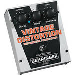 Behringer VD1 Vintage Distortion Pedal