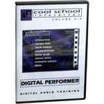 Cool Breeze CD Rom: CSi Vol.6 Interactive Learning CD-ROM - MOTU's Digital Performer