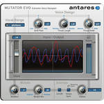 Antares Audio Technologies MUTATOR Evo - Extreme Voice Designer Plug-In (Download)