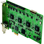 Pelco DX8116-MUX 16-Channel Multiplexed Analog Output Display Card