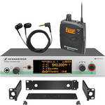 Sennheiser ew 300 IEM G3 Wireless In-Ear Monitoring System (A - 516-558MHz)