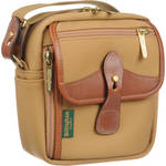 Billingham Stowaway Pola Shoulder Bag (Khaki/Tan Leather)