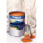 Rosco Off Broadway Paint - Silver - 1 Pt.