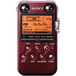 Sony PCM-M10 Portable Audio Recorder (Red)