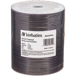 Verbatim DVD-R 4.7GB 16x Thermal Printable Disc (Spindle Pack of 100)