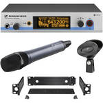 Sennheiser EW500-935 G3 Wireless Handheld Microphone System with E935 Mic (Frequency B: 626 - 668 MHz)
