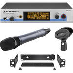 Sennheiser EW500-945 G3 Wireless Handheld Microphone System with E945 Mic (Frequency B / 626 - 668 MHz)