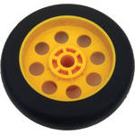 "MultiCart R6WHL/O Rear 6"" Wheel for R2"