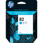 HP 82 Cyan Ink Cartridge (69ml) for the Hewlett-Packard DJ 500SP and 800SP Printers