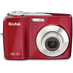 Kodak EasyShare C182 Point-and-shoot Digital Camera (Red)