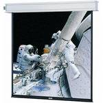 "Da-Lite 92612LS Advantage Electrol 57 x 77"" Ceiling-Recessed Motorized Screen (120V)"