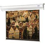 Da-Lite 88346LS Contour Electrol Motorized Front Projection Screen (8 x 10')