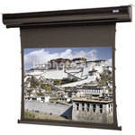 "Da-Lite Tensioned Contour Electrol 58 x 104"", 16:9 Screen with Pearlescent Projection Surface (120V)"