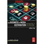 Focal Press Book: The Business of Media Distribution by Jeff Ulin