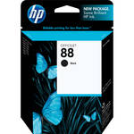 HP HP 88 Black Ink Cartridge