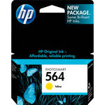 HP 564 Standard Yellow Ink Cartridge