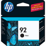 HP HP 92 Black Ink Cartridge (5 ml) for PSC-1510 All-in-one Printer