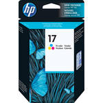 HP HP 17 Tri-Color Inkjet Print Cartridge for Deskjet 840c & 842c Printers