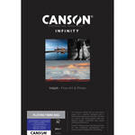 "Canson Infinity Platine Fibre Rag Paper (17 x 22"", 25 Sheets)"