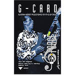 TC Electronic G-Card Preset - Preset Card for G-Force