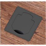 FSR T3-PC1-CP-SQBLK Table Box (Square Black Cover)