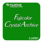 "Fujifilm Fujicolor Crystal Archive Paper Type II (6"" x 295' Roll, Luster)"