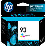 HP 93 Tri-Color Ink Cartridg (5ml) for the PSC-1510 Printer