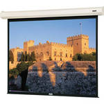 "Da-Lite 37079L Large Cosmopolitan Electrol Projection Screen (123 x 164"")"