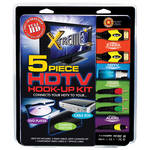 Xtreme Cables 5-Piece HDTV Hook-Up Kit (Special Ed.)