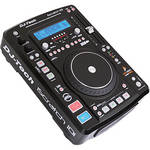 DJ-Tech iScratch 101 DJ CD Player and USB Software Controller (Black)
