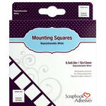 Archival Methods 1/2'' Mounting Squares (500 Pack)