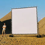 Sunbounce Sun-Scrim Translucent 1/5 Screen (20x20')