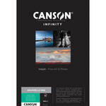 "Canson Infinity Aquarelle Rag Paper (240 gsm, 8.5 x 11"", 25 Sheets)"