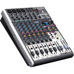 Behringer XENYX X1204USB - 12-Input USB Audio Mixer with Effects
