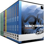 12 Inch Design ComboBlox 15 HD Bundle
