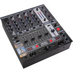 DJ-Tech DDM-3000 Professional 5-Channel DJ Mixer