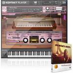 Native Instruments ALICIA'S KEYS - Virtual Piano Software Instrument