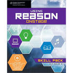 Cengage Course Tech. Book/CD: Using Reason Onstage: Skill Pack