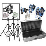 Arri Compact Fresnel Three-Light Kit