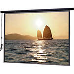 "Da-Lite 72604E Slimline Electrol Motorized Projection Screen (70 x 70"")"