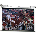 Da-Lite 80844E Motorized Scenic Roller Projection Screen (24 x 24')