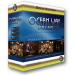 ILIO Ocean Way Drums Gold Edition