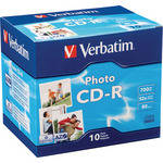Verbatim Photo CD-R Disc (10)