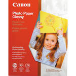 "Canon Glossy Photo Paper - 8.5x11"" - 100 Sheets"