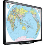 "QOMO HiteVision QWB300EM 88"" (2235.2mm) Interactive Infrared Whiteboard"